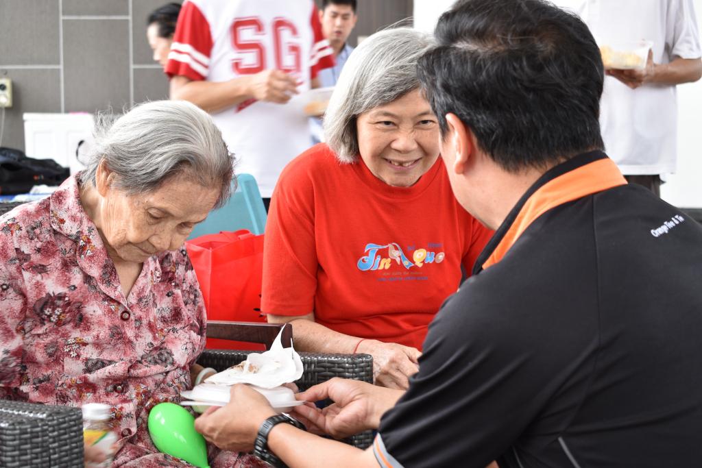 Love for Senior Citizens